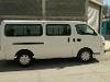 Foto Nissan Urvan Larga 9 pasajeros