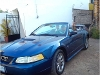 Foto Ford Mustang 2000 posible cambio