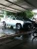 Foto Nissan Pick up entera 4 puertas