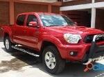 Foto Toyota tacoma trd 4x4 año 2012 precio 120,000...