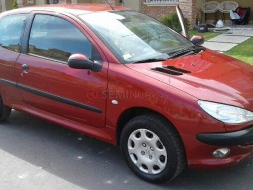Foto Peugeot 206 2006 113500