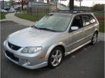 Foto Mazda protege5 2002 texana titulo limpio