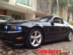 Foto FORD Mustang 2p 4.0l coupe lujo v6 at tela 2010