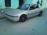 Foto Honda accord mod 88 std titulo barato 8500...