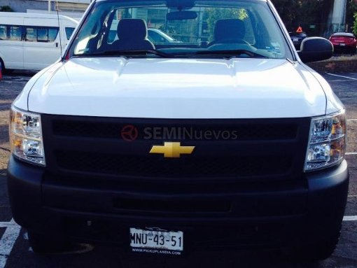 Foto Chevrolet Silverado 2500 Pick Up 2013 48484