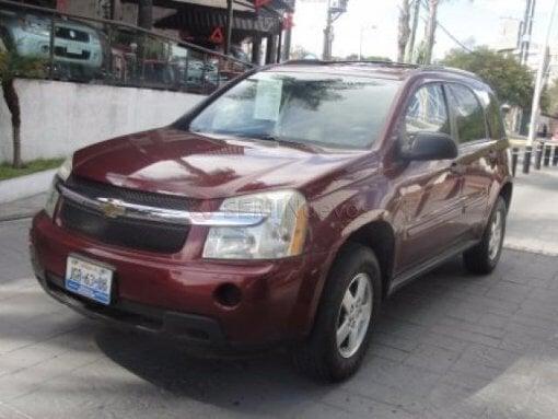 Foto Chevrolet Equinox 2007 87000