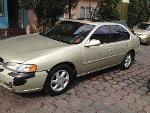 Foto Nissan Altima 98 Calcomania Uno Equipado