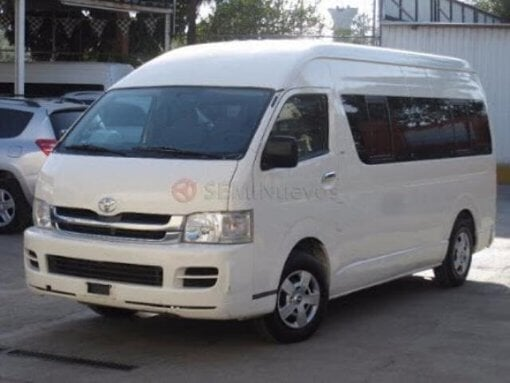 Foto Toyota hiace gl 2011