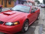 Foto Mustang combertible