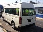 Foto Toyota hiace 15 pasajeros
