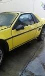 Foto Pontiac Fiero 1985