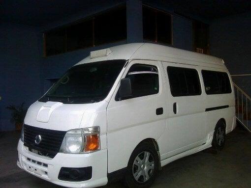 Foto Se vende camioneta nissan urvan 2004
