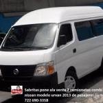 Foto Nissan Urvan 2013