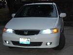 Foto Honda Odyssey 2002