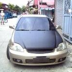 Foto Honda civic 99 model