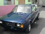 Foto Volkswagen Modelo Caribe año 1985 en Iztapalapa...
