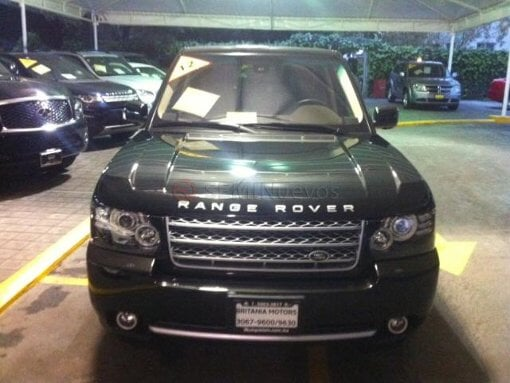 Foto Land Rover Range Rover Clásica 2012 13135