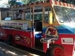Foto Autobus Adaptado para Venta de Comida