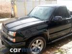 Foto Chevrolet Cheyenne Pick Up 2004, Color Negro,...