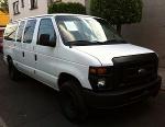 Foto Ford Econoline 12 pasajeros carga