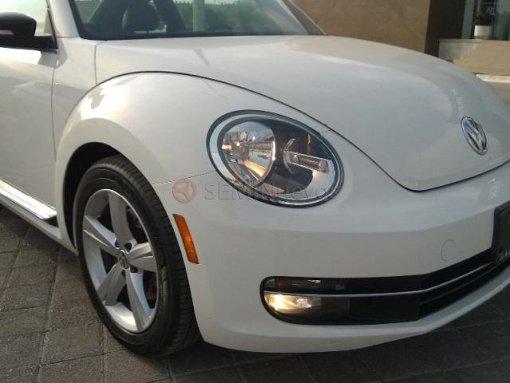 Foto Volkswagen Beetle 2012 83000