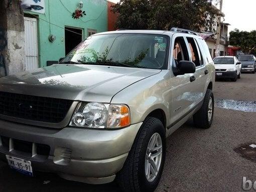 Foto 2004 Ford Explorer, Querétaro,