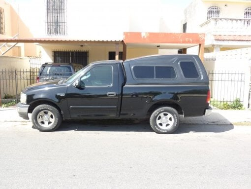 Foto Pick up ford f-50 205, automatica. 6 cilindros....