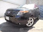 Foto Ford Explorer 5p Limited V6 4x2 SYNC
