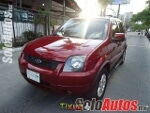 Foto Ford ecosport 5p 2.0l 4x2 at tela 2007