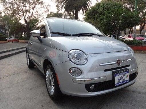Foto Fiat 500 2014 7000