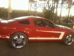 Foto Ford Mustang Gt Chacaloso 2005