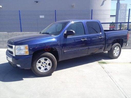 Foto Chevrolet Cheyenne Pick Up 2011 33000