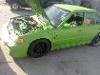 Foto Vendo honda civic 88 automatico importado verde