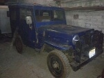 Foto Jeep Willys 4x4 1953- opcion a cambio
