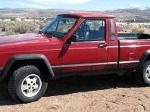 Foto Jeep Comanches