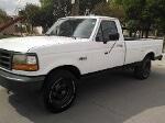 Foto Ford pick up para trabajo en México