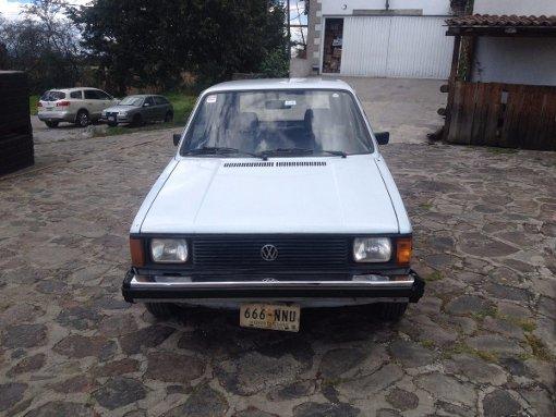 Foto Volkswagen Caribe 2p Cabriolet