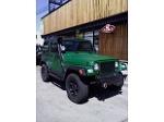 Foto 2000 jeep wrangler sahara 4x4, 6cil. 4.0