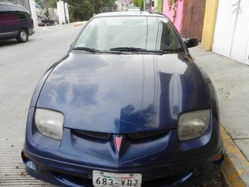 Foto Pontiac Sunfire Coupe GT 2001