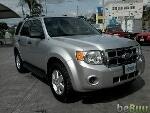 Foto 2011 Ford Escape, Cancun, Quintana Roo
