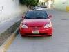 Foto Bonito Honda Civic Rojo Aut. 2003