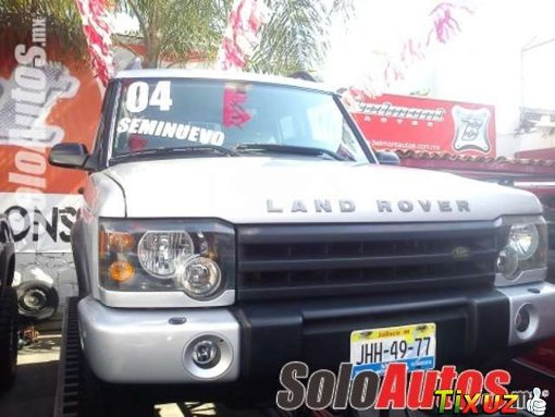 Foto Land rover discovery 5p hse 2004