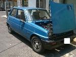 Foto Zapatito, Renault 5 TX Hatchback. Std, 1984