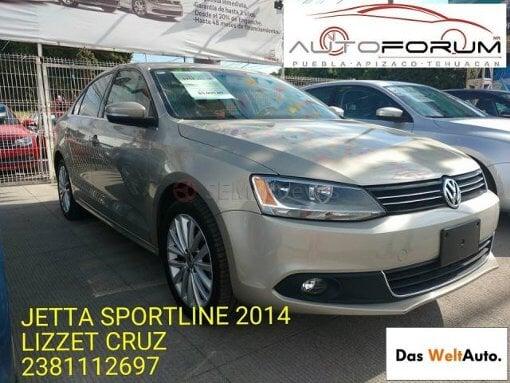 Foto Volkswagen Jetta A6 2014 25000