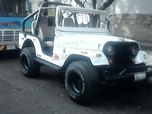Foto Jeep CJ7 1959 100000