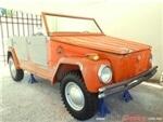 Foto Volkswagen SAFARI Convertible 1974
