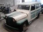 Foto Willys Panel Wagon Vagoneta 1952