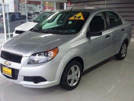 Foto Chevrolet Aveo 2014 42695