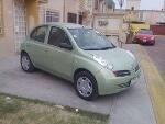 Foto Nissan Modelo Micra año 2005 en Venustiano...