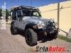 Foto Jeep wrangler 2p x 2004